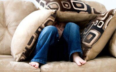 Razvojni strahovi kod dece, anksioznost i fobija